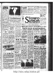 Słowo Ludu : organ Komitetu Wojewódzkiego Polskiej Zjednoczonej Partii Robotniczej, 1968, R.20, nr 252