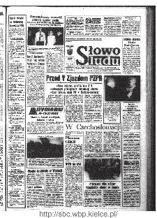 Słowo Ludu : organ Komitetu Wojewódzkiego Polskiej Zjednoczonej Partii Robotniczej, 1968, R.20, nr 254
