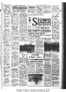Słowo Ludu : organ Komitetu Wojewódzkiego Polskiej Zjednoczonej Partii Robotniczej, 1968, R.20, nr 261