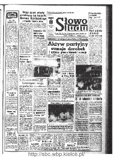 Słowo Ludu : organ Komitetu Wojewódzkiego Polskiej Zjednoczonej Partii Robotniczej, 1968, R.20, nr 266