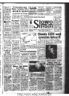 Słowo Ludu : organ Komitetu Wojewódzkiego Polskiej Zjednoczonej Partii Robotniczej, 1968, R.20, nr 270