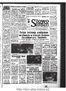 Słowo Ludu : organ Komitetu Wojewódzkiego Polskiej Zjednoczonej Partii Robotniczej, 1968, R.20, nr 273