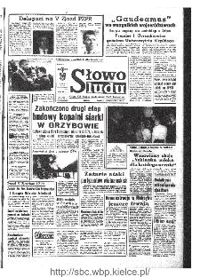 Słowo Ludu : organ Komitetu Wojewódzkiego Polskiej Zjednoczonej Partii Robotniczej, 1968, R.20, nr 276