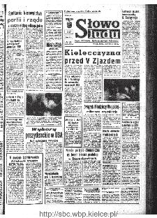 Słowo Ludu : organ Komitetu Wojewódzkiego Polskiej Zjednoczonej Partii Robotniczej, 1968, R.20, nr 311