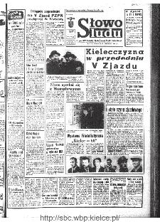 Słowo Ludu : organ Komitetu Wojewódzkiego Polskiej Zjednoczonej Partii Robotniczej, 1968, R.20, nr 315