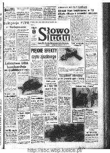 Słowo Ludu : organ Komitetu Wojewódzkiego Polskiej Zjednoczonej Partii Robotniczej, 1968, R.20, nr 324