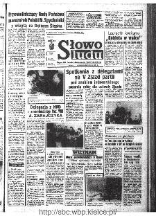 Słowo Ludu : organ Komitetu Wojewódzkiego Polskiej Zjednoczonej Partii Robotniczej, 1968, R.20, nr 331