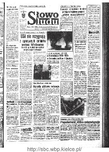 Słowo Ludu : organ Komitetu Wojewódzkiego Polskiej Zjednoczonej Partii Robotniczej, 1968, R.20, nr 334
