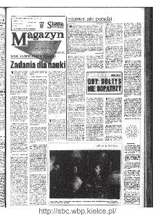 Słowo Ludu : organ Komitetu Wojewódzkiego Polskiej Zjednoczonej Partii Robotniczej, 1968, R.20, nr 335 (magazyn)