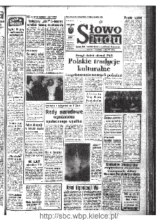 Słowo Ludu : organ Komitetu Wojewódzkiego Polskiej Zjednoczonej Partii Robotniczej, 1968, R.20, nr 336