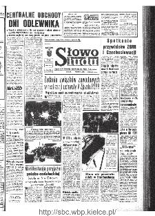 Słowo Ludu : organ Komitetu Wojewódzkiego Polskiej Zjednoczonej Partii Robotniczej, 1968, R.20, nr 344