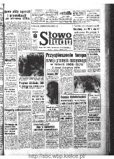 Słowo Ludu : organ Komitetu Wojewódzkiego Polskiej Zjednoczonej Partii Robotniczej, 1968, R.20, nr 346
