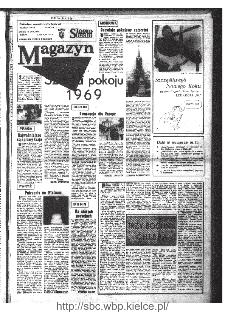 Słowo Ludu : organ Komitetu Wojewódzkiego Polskiej Zjednoczonej Partii Robotniczej, 1968, R.20, nr 366 (magazyn)
