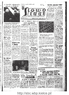 Słowo Ludu : organ Komitetu Wojewódzkiego Polskiej Zjednoczonej Partii Robotniczej, 1967, R.19, nr 285