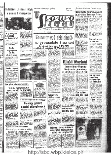 Słowo Ludu : organ Komitetu Wojewódzkiego Polskiej Zjednoczonej Partii Robotniczej, 1967, R.19, nr 286