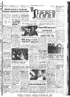 Słowo Ludu : organ Komitetu Wojewódzkiego Polskiej Zjednoczonej Partii Robotniczej, 1967, R.19, nr 292