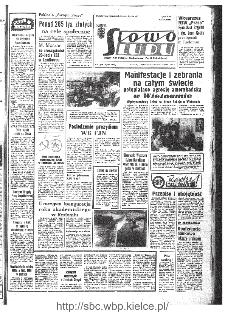 Słowo Ludu : organ Komitetu Wojewódzkiego Polskiej Zjednoczonej Partii Robotniczej, 1967, R.19, nr 295