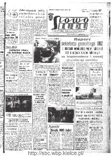 Słowo Ludu : organ Komitetu Wojewódzkiego Polskiej Zjednoczonej Partii Robotniczej, 1967, R.19, nr 297