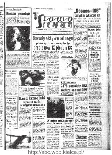 Słowo Ludu : organ Komitetu Wojewódzkiego Polskiej Zjednoczonej Partii Robotniczej, 1967, R.19, nr 305