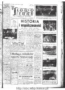 Słowo Ludu : organ Komitetu Wojewódzkiego Polskiej Zjednoczonej Partii Robotniczej, 1967, R.19, nr 312