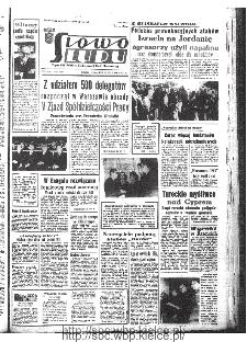 Słowo Ludu : organ Komitetu Wojewódzkiego Polskiej Zjednoczonej Partii Robotniczej, 1967, R.19, nr 327