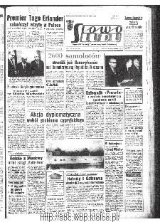 Słowo Ludu : organ Komitetu Wojewódzkiego Polskiej Zjednoczonej Partii Robotniczej, 1967, R.19, nr 332