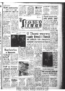 Słowo Ludu : organ Komitetu Wojewódzkiego Polskiej Zjednoczonej Partii Robotniczej, 1967, R.19, nr 339