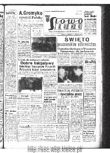 Słowo Ludu : organ Komitetu Wojewódzkiego Polskiej Zjednoczonej Partii Robotniczej, 1967, R.19, nr 345