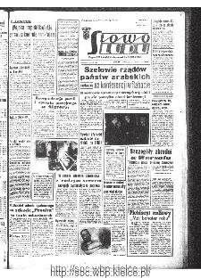Słowo Ludu : organ Komitetu Wojewódzkiego Polskiej Zjednoczonej Partii Robotniczej, 1967, R.19, nr 346
