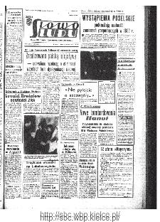 Słowo Ludu : organ Komitetu Wojewódzkiego Polskiej Zjednoczonej Partii Robotniczej, 1967, R.19, nr 354