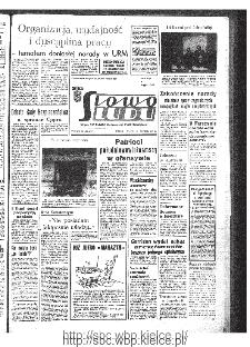 Słowo Ludu : organ Komitetu Wojewódzkiego Polskiej Zjednoczonej Partii Robotniczej, 1967, R.19, nr 356