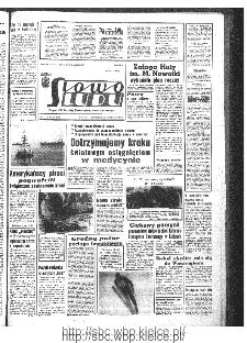 Słowo Ludu : organ Komitetu Wojewódzkiego Polskiej Zjednoczonej Partii Robotniczej, 1967, R.19, nr 362