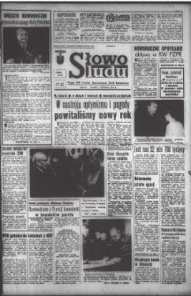 Słowo Ludu : organ Komitetu Wojewódzkiego Polskiej Zjednoczonej Partii Robotniczej, 1970, R.XXI, nr 12