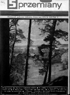 Przemiany : miesięcznik społeczno-kulturalny, 1974, R.5,maj
