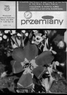 Przemiany : miesięcznik społeczno-kulturalny, 1976, R.7, maj