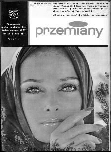 Przemiany : miesięcznik społeczno-kulturalny, 1977, R.8, marzec