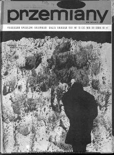 Przemiany : miesięcznik społeczno-kulturalny, 1981, R.12, grudzień