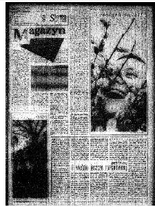 Słowo Ludu : organ Komitetu Wojewódzkiego Polskiej Zjednoczonej Partii Robotniczej, 1972, R.XXIII, nr 92 (magazyn)