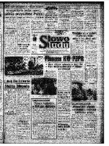 Słowo Ludu : organ Komitetu Wojewódzkiego Polskiej Zjednoczonej Partii Robotniczej, 1972, R.XXIII, nr 98