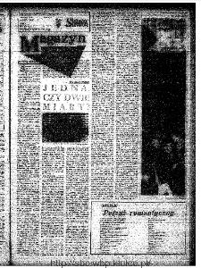 Słowo Ludu : organ Komitetu Wojewódzkiego Polskiej Zjednoczonej Partii Robotniczej, 1972, R.XXIII, nr 106 (magazyn)