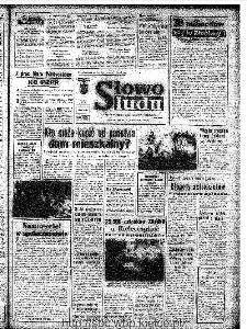 Słowo Ludu : organ Komitetu Wojewódzkiego Polskiej Zjednoczonej Partii Robotniczej, 1972, R.XXIII, nr 110