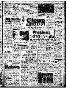 Słowo Ludu : organ Komitetu Wojewódzkiego Polskiej Zjednoczonej Partii Robotniczej, 1972, R.XXIII, nr 137