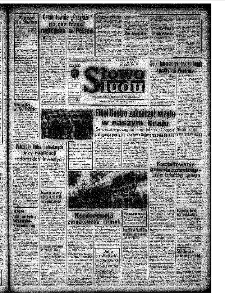 Słowo Ludu : organ Komitetu Wojewódzkiego Polskiej Zjednoczonej Partii Robotniczej, 1972, R.XXIII, nr 166