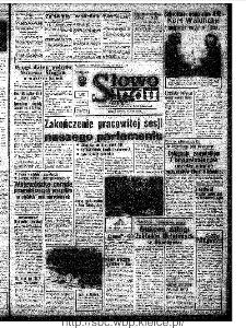 Słowo Ludu : organ Komitetu Wojewódzkiego Polskiej Zjednoczonej Partii Robotniczej, 1972, R.XXIII, nr 189