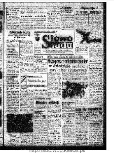 Słowo Ludu : organ Komitetu Wojewódzkiego Polskiej Zjednoczonej Partii Robotniczej, 1972, R.XXIII, nr 192