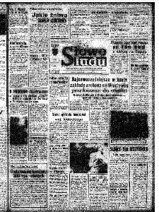 Słowo Ludu : organ Komitetu Wojewódzkiego Polskiej Zjednoczonej Partii Robotniczej, 1972, R.XXIII, nr 196