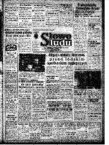 Słowo Ludu : organ Komitetu Wojewódzkiego Polskiej Zjednoczonej Partii Robotniczej, 1972, R.XXIII, nr 198