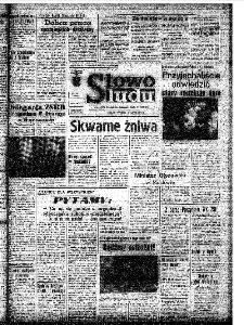 Słowo Ludu : organ Komitetu Wojewódzkiego Polskiej Zjednoczonej Partii Robotniczej, 1972, R.XXIII, nr 207
