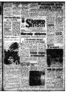 Słowo Ludu : organ Komitetu Wojewódzkiego Polskiej Zjednoczonej Partii Robotniczej, 1972, R.XXIII, nr 208