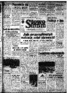 Słowo Ludu : organ Komitetu Wojewódzkiego Polskiej Zjednoczonej Partii Robotniczej, 1972, R.XXIII, nr 209